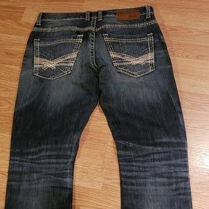 BKE mens jeans